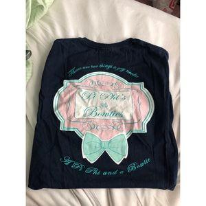 Pi beta phi sorority shirt